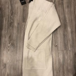 NWT thick F21 knitted cardigan
